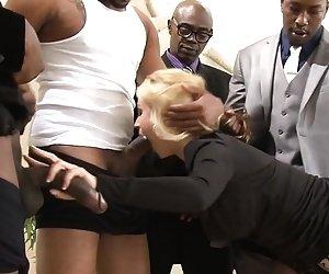 Butt Gang Bang - Videos